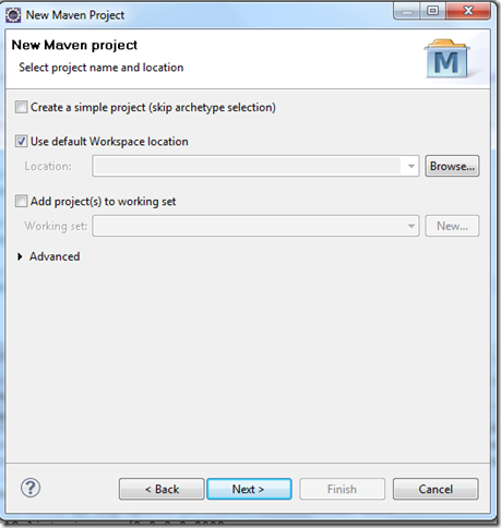 New-Maven-Project-Step2